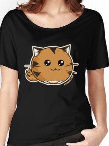 Fuzzballs OMG Tiger Women's Relaxed Fit T-Shirt
