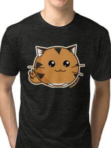 Fuzzballs OMG Tiger Tri-blend T-Shirt