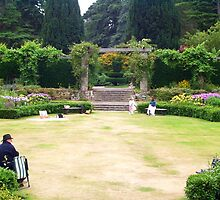 The Sunken Garden .....Mountstewart by oulgundog
