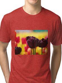 Tulips! Tri-blend T-Shirt