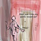 the nudity problem by PieterDC