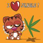 I Love Jungle! by fastpaolo