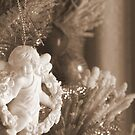 Angel on the Tree by murrstevens
