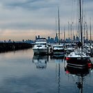Marvellous Melbourne by Joanna Beilby