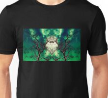 Visions Of Emerald Chaos Unisex T-Shirt
