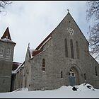 Grand St. Carthagh's Church by Gabrielle Wilson