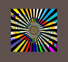 Cosmic Color Wheel Long Sleeve T-Shirt