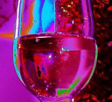 Pink Champagne by Linda Bianic