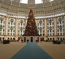 Atrium at West Baden by Sandy Keeton