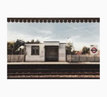 East Acton Tube Station One Piece - Short Sleeve