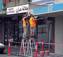 Work Safe by mspfoto