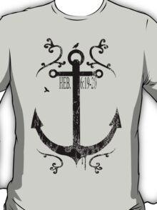 Anchor_Black T-Shirt