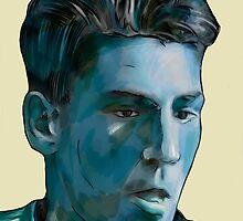 Hector Bellerin - Arsenal footballer by ArsenalArtz