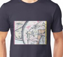 at the time Unisex T-Shirt