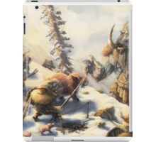 Snow Goblins iPad Case/Skin