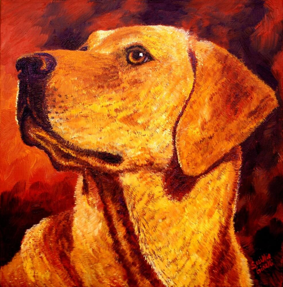 Labrador Dignity by sesillie