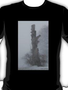 Dead Tree in the Fog T-Shirt
