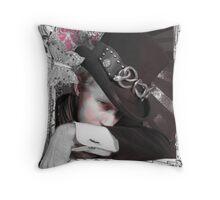 frame 2 Throw Pillow