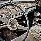 Decaying Car by Jim Felder