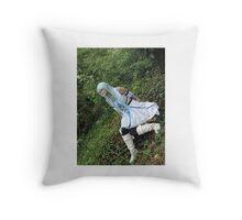 Asuna Undine Throw Pillow