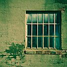 Old Window by Jim Felder