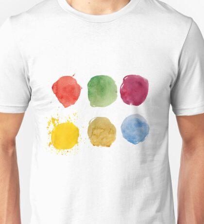 Watercolor VII Unisex T-Shirt
