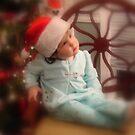 Christmas Card  #4 by Wanda Raines