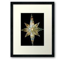 Crystal Light Framed Print