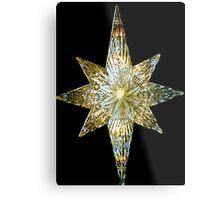 Crystal Light Metal Print