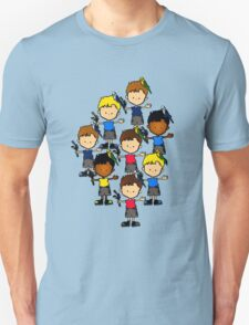 Budgie Boys T-Shirt
