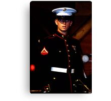 New Marine Corps Night Vision System Canvas Print