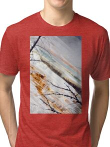 Colours of Yellowstone Tri-blend T-Shirt