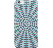 Modern colorful trendy circle iPhone Case/Skin