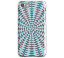Modern colorful trendy circle iPhone Case/Skin