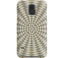Modern abstract colorful pattern Samsung Galaxy Case/Skin