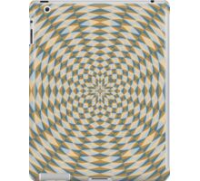 Modern abstract colorful pattern iPad Case/Skin