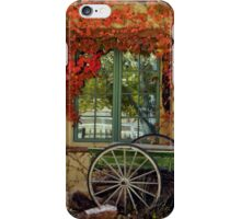 Corrales Country Cottage iPhone Case/Skin