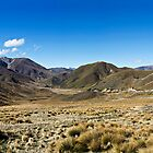 Lindis Pass by Anthony and Kelly Rae