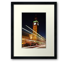 Big Ben - London Framed Print