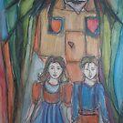 Hansel & Gretel by Anthea  Slade
