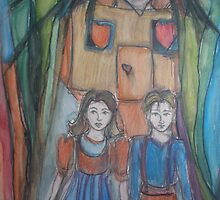 Hansel & Gretel by Anthea  Slade