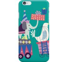 Fun Circus Elephant iPhone Case/Skin