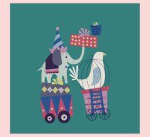 Fun Circus Elephant Kids Clothes