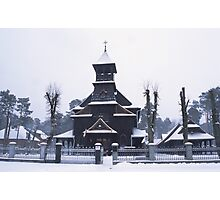 Parish Church Photographic Print
