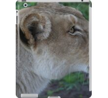 Just Give Me The Food, Don't Make Me Beg. iPad Case/Skin
