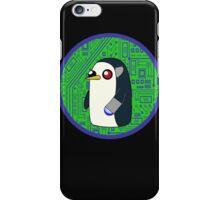 Cyborg Gunter: Programed for evil iPhone Case/Skin