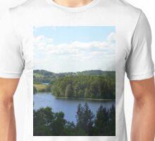 a large Lithuania landscape Unisex T-Shirt