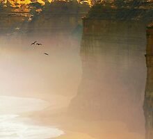 Cliff Coast - 12 Apostles by Hans Kawitzki