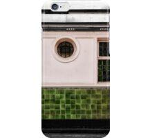 Farringdon Tube Station iPhone Case/Skin