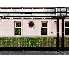 Farringdon Tube Station Photographic Print